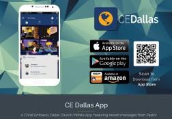 CE Dallas Mobile App