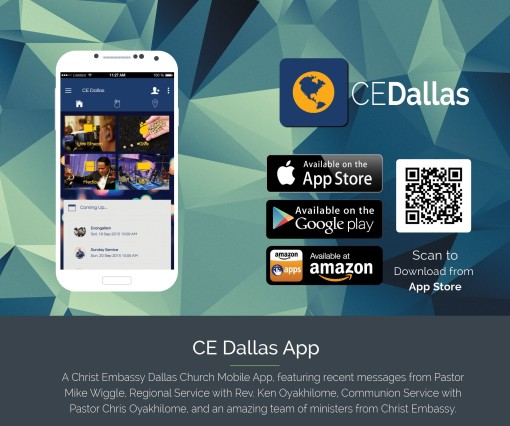 CE Dallas Mobile App